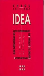 IDEA, 1992-1993