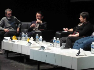 Zaven Paré, Chihiro Minato, Annick Bureaud