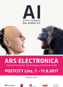 Ars Electronica 2017 Poster