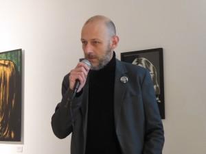 """Jean-François Sanz, directeur artistique du fonds de dotation agnès b. présente l'exposition """"A mon seul désir - 20 ans de Mauvais Genres chez agnès b."""""""