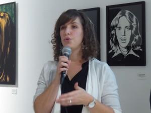 Pauline Dorkel présente La Diagonale Paris-Saclay