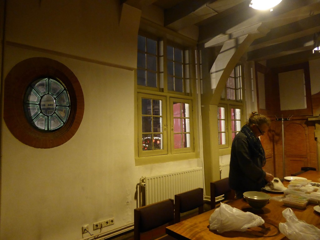 """Intérieur hollandais"", Waag Society, Amsterdam Photo A. Bureaud"