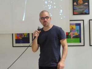 'Open Mic' avec Gaspard Bébié Valérian