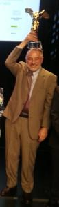 Roger Malina - Golden Nica Leonardo