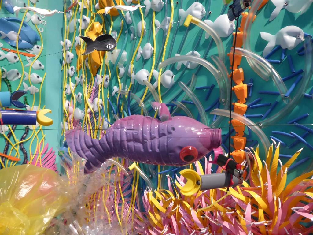 """Plastic Reef"", Federico Uribe, 2019"